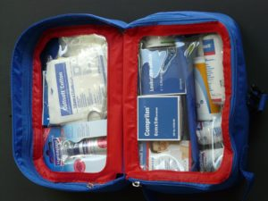 First Aid Kit for Camping