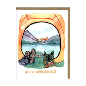 Camping Cards - Etsy - greetingsfromluna