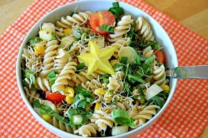 pasta salads for camping