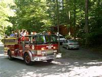 fire truck rides