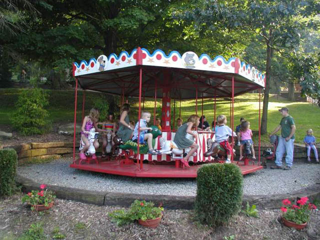 carousel rides for our campers