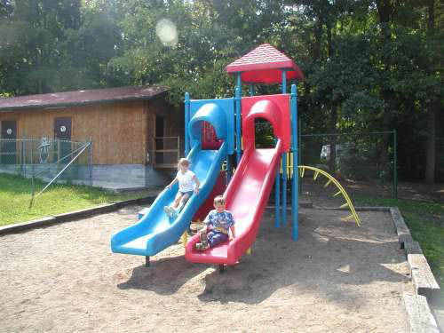 lower playground slides
